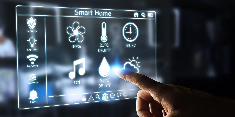 smart home dfw